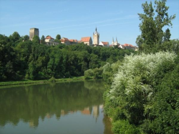 Mineral-Freibad Bad Wimpfen