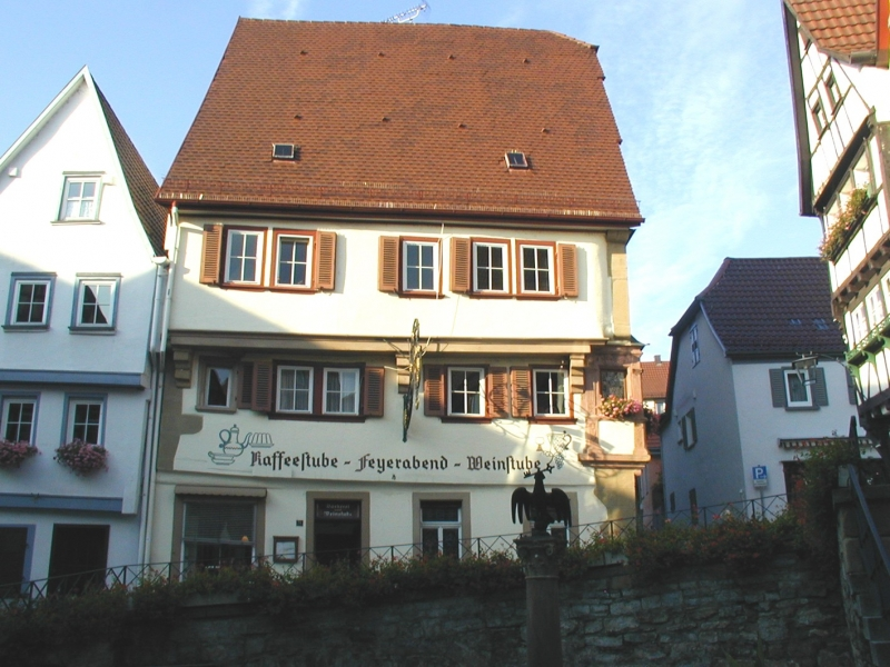 Restaurant Weinstube Friedrich