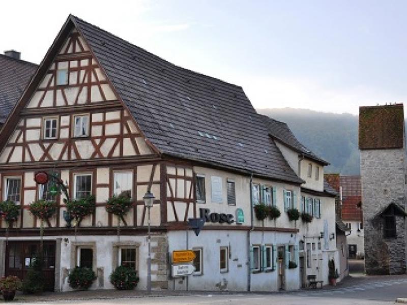 Gasthaus Rose Niedernhall