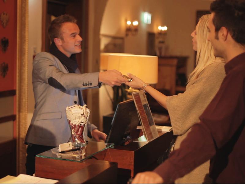 Stadt-Gut Hotel Goldener Adler***S