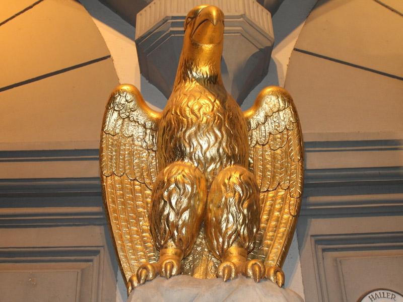 Stadt-gut-Hotel und Gasthof Goldener Adler***S