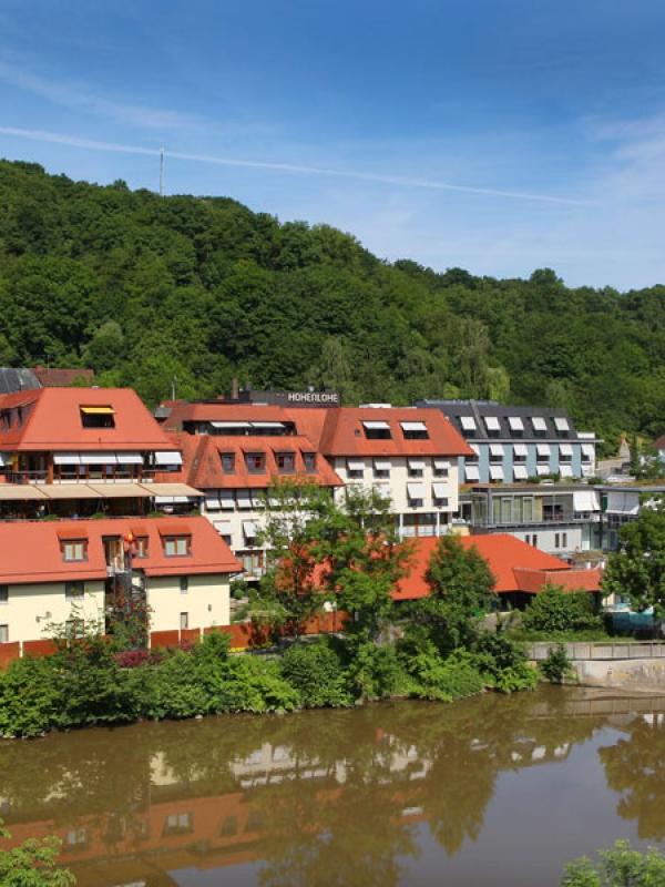 Ringhotel Hohenlohe****S