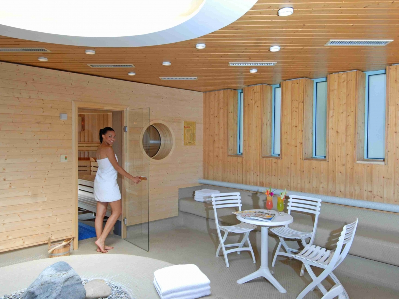 Sauna Hotel am Rosengarten