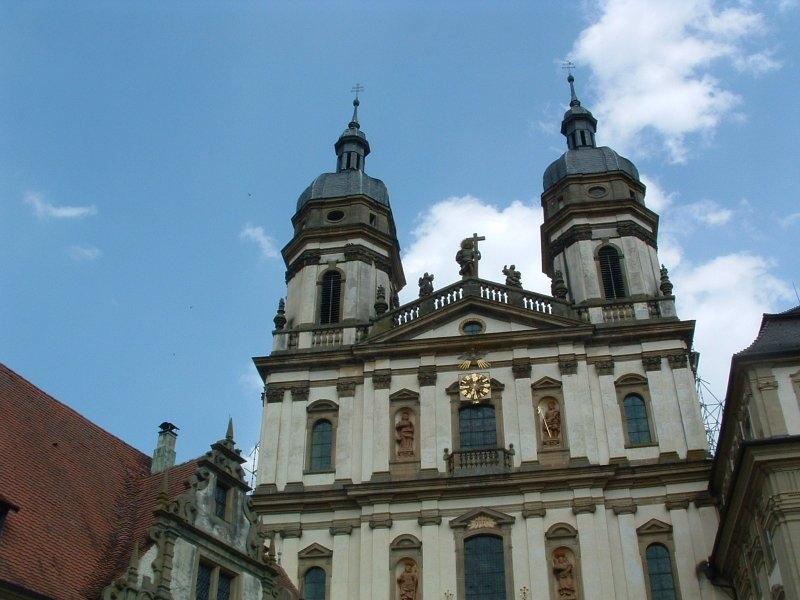 Ehemaliges Zisterzienserkloster und Klosterkirche