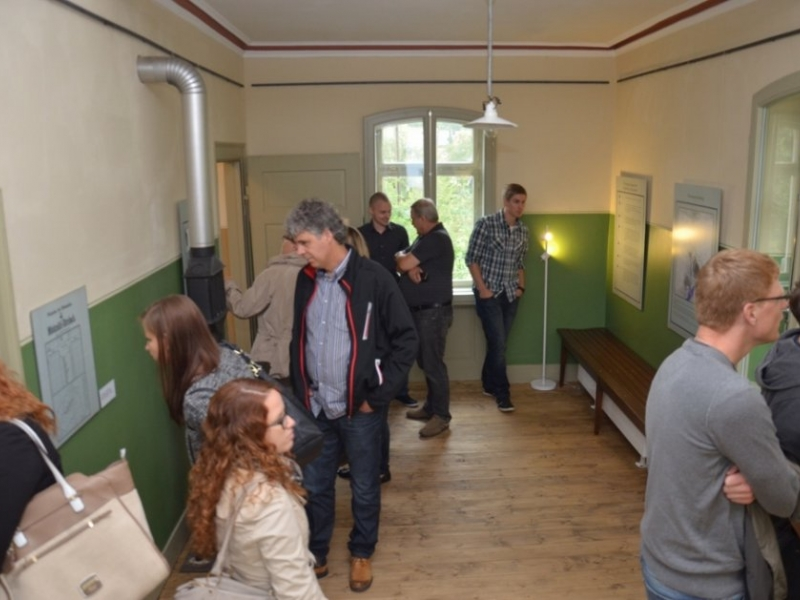 Museum im alten Bahnhof Widdern