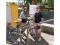 E-Bike Ladestation auf dem Schlossplatz Langenburg
