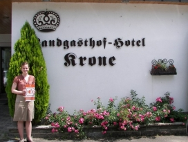 Landgasthof Hotel Krone Sindringen