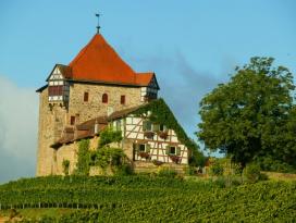 Burg Wildeck bei Abstatt