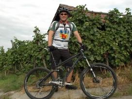 Bike-Guide Holger Schönleber