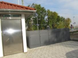 E-Bike-Ladestation Bad Wimpfen