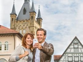 Bad Wimpfen Stadtbummel in der Salzgasse