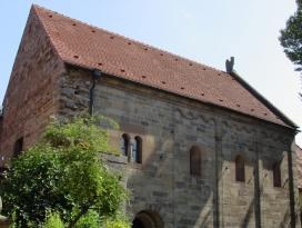 Pfalzkapelle mit kirchenhistorischem Museum