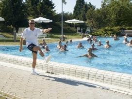 Solebad im Soleheilbad Bad Wimpfen - gesundes Badevergnügen