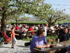 Biergarten Waldschenke