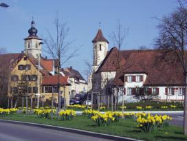 Crailsheimer Stadtansicht (Foto: Stadt Crailsheim)