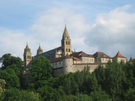 Kloster Comburg - Stiftskirche St. Nikolaus