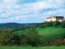 Schloss ob Ellwangen mit Schlossmuseum