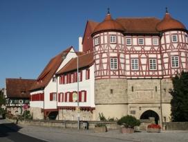 Wohnmobilstellplatz Stadt Gaildorf