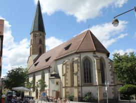 Stadtkirche Gaildorf
