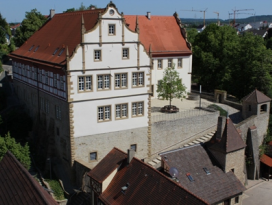 Greckenschloss Bad Friedrichshall