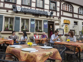 Restaurant Hohenstaufenpfalz