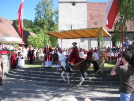 St Gangolfsritt - Neudenau