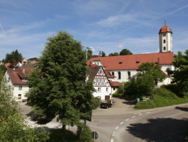 Kath. Kirche in Jagstzell (Foto: foto-phositiv.de)