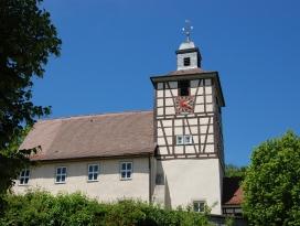 Johanneskirche Olnhausen