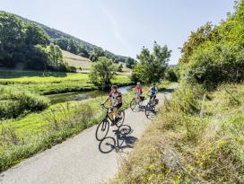 Kocher-Jagst-Radweg - Empfehlung für 2019