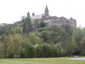 Kloster Großcomburg in Schwäbisch Hall