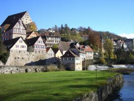 Große Kreisstadt Schwäbisch Hall