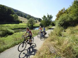 Kocher-Jagst-Radweg - Radtour nach Ihren Wünschen