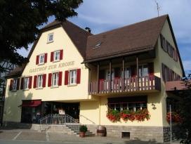 Rotes Schloss - Gästehaus Krone