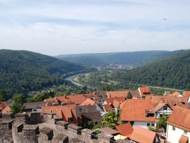 Blick vom Dilsberg