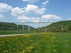 Kurztour auf dem Kocher-Jagst-Radweg