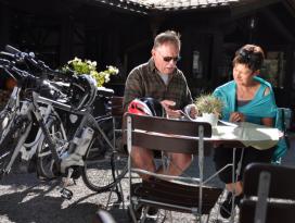 Salz & Sole - geführte Radtour