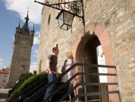 Steinhaus mit historischem Museum