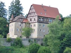 Schloss Rechenberg in Stimpfach-Rechenberg