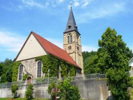 Michelskirche in Sulzbach-Laufen
