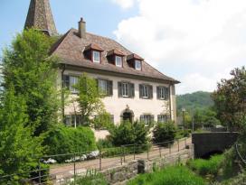 Evangelisches Pfarrhaus in Untermünkheim