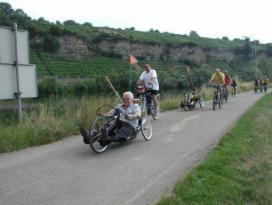 Handbike/Rolli-Jogger-Treff Heilbronn