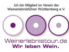 WeinErlebnisFührer Württemberg - Partner für WeinWanderungen,  WeinSeminare und WeinEvents