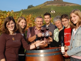 Weingut Berthold - empfohlener Württemberger Besen