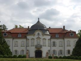 Weißes Schloss Jagsthausen