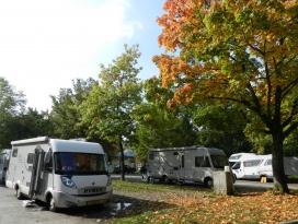 Wohnmobilstellplatz Heilbronn