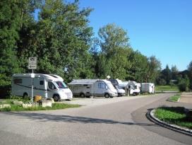 Reisemobilstellplatz der Stadt Gaildorf