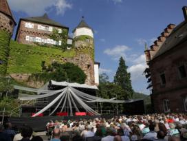 Zwingenberger Schlossfestspiele