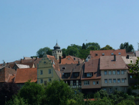 Forchtenberg im Kochertal