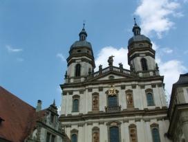 Infozentrum Kloster Schöntal