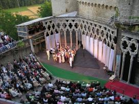 Künzelsauer Burgfestspiele Schloß Stetten